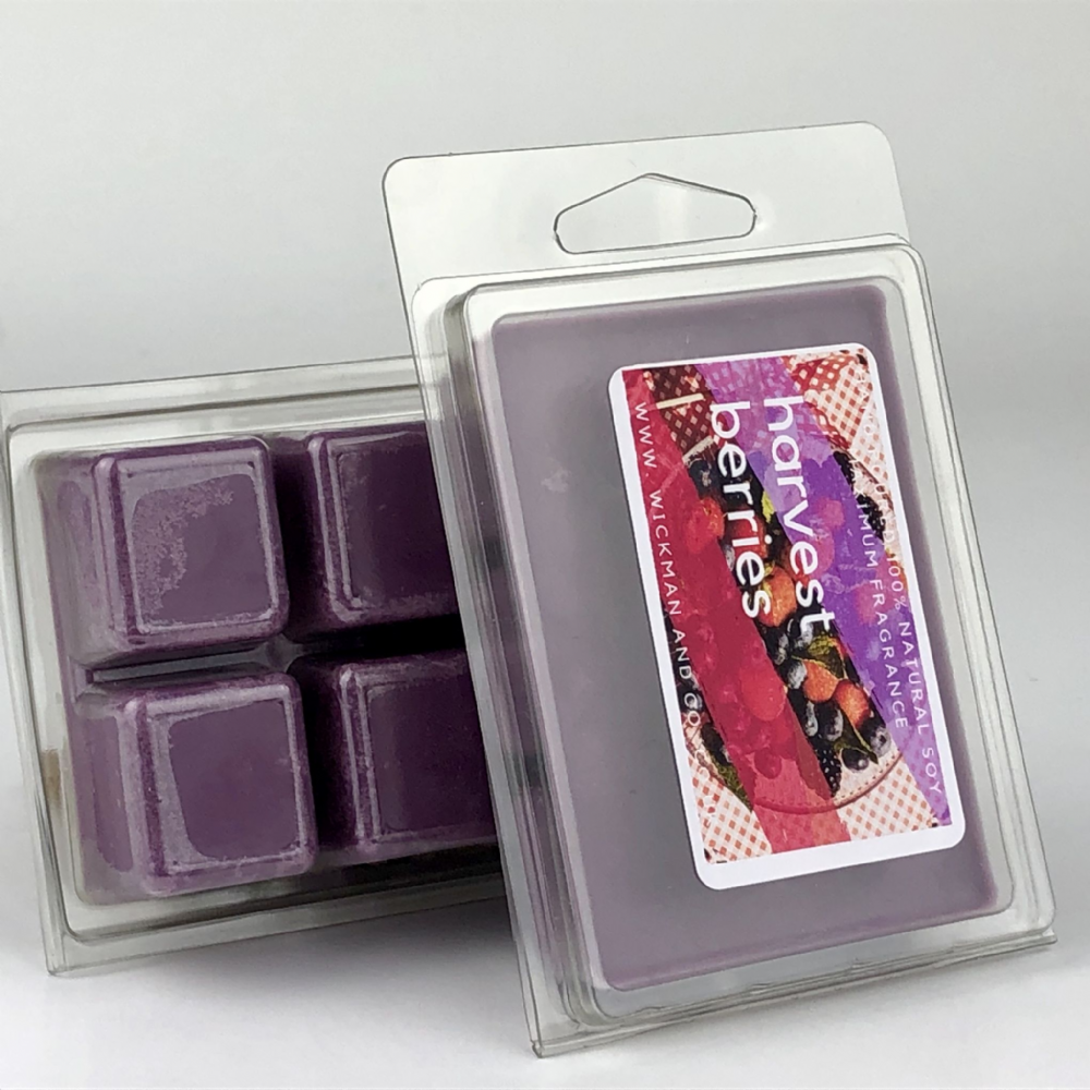 Harvest Berries Soy Wax Melt